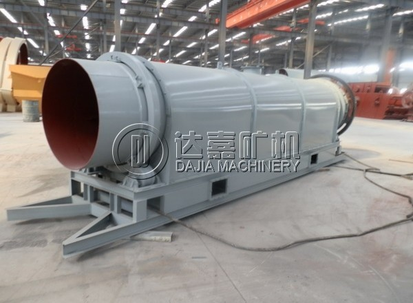 Sand Rotary Drier