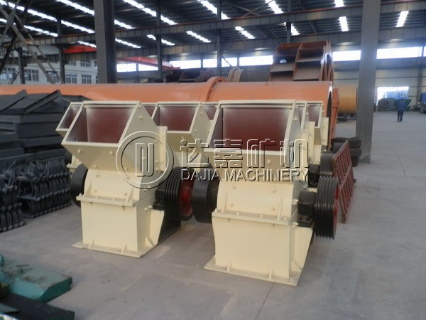 Hammer Crushing Machine