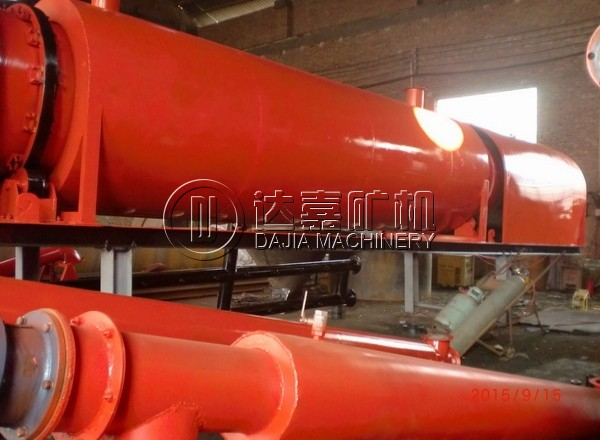 Rotary Carbonization Furnace