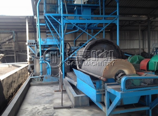 Iron ore Processing Line