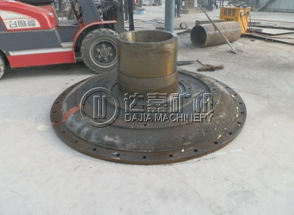 Ball Mill Head (Cover)