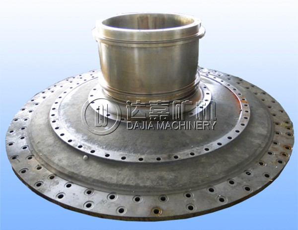 forged ball mill cover