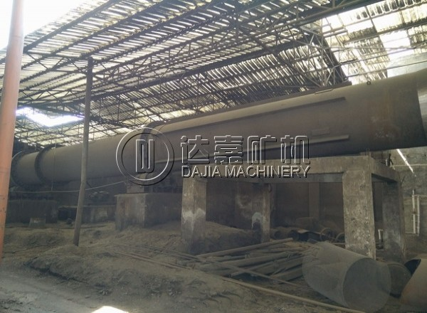 Light Weight Expanded Aggregate Rotary Kiln