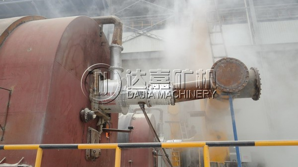 Oil Proppant kiln burner