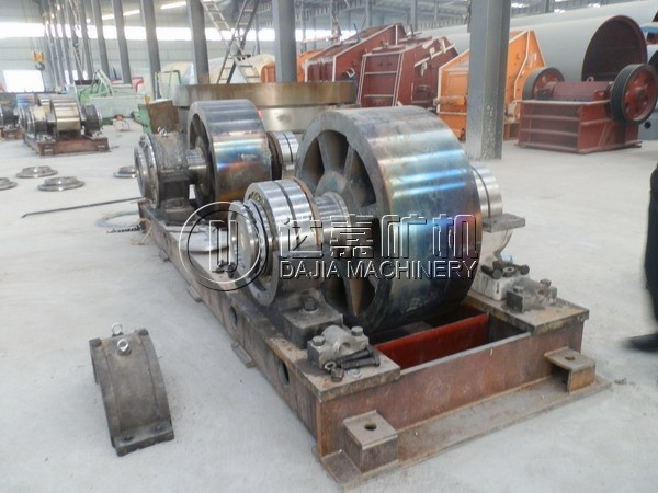 leca kiln support roller
